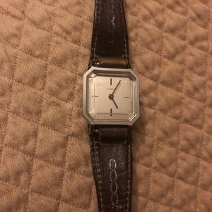 Timex Antique Women's Watch, Rare removable face